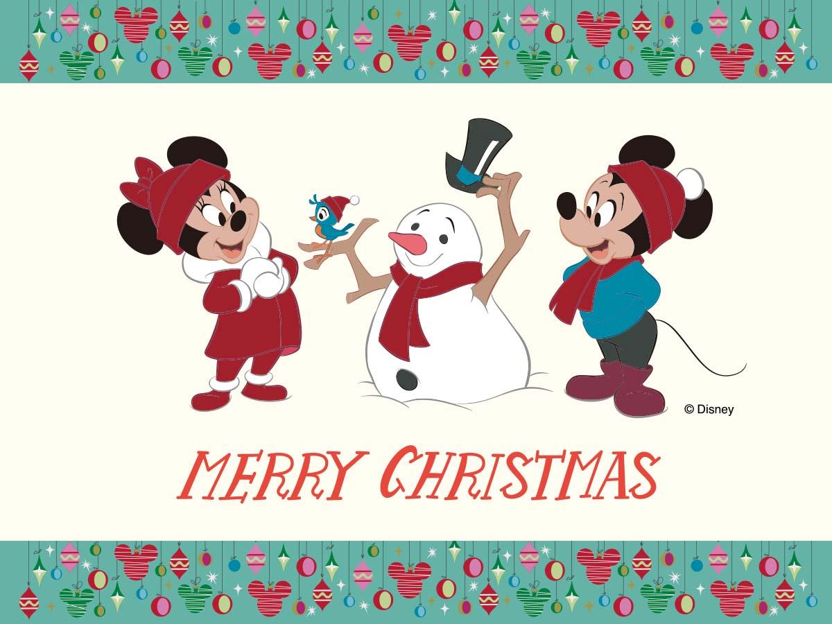 銀座コージーコーナー | ミッキー&フレンズのクリスマス!